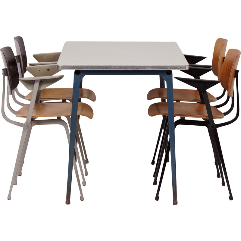 Reform Table by Friso Kramer for Ahrend the Cirkel - 1950s
