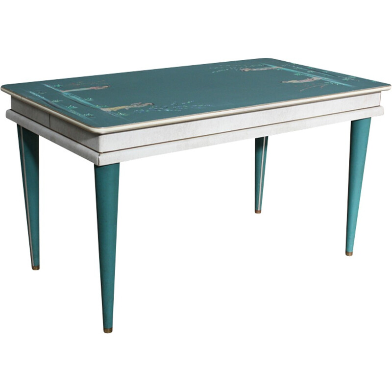 Vintage Dining Table by Umberto Mascagni - 1950s