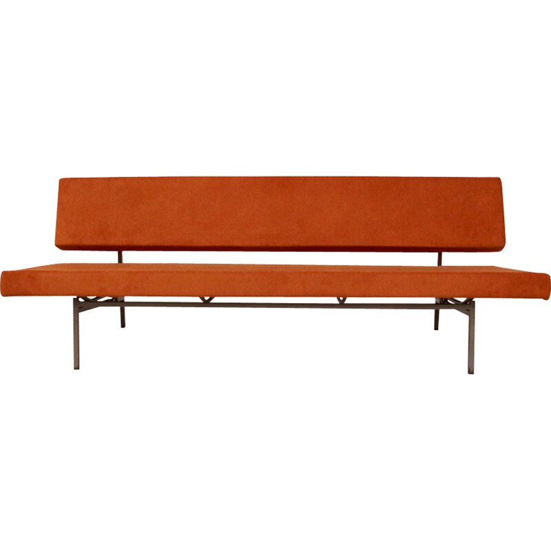 Orange Daybed Sofa by Rob Parry for Gelderland - 1950s