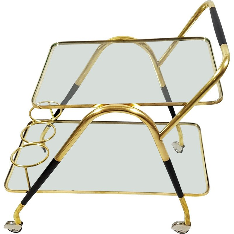 Serving Cart by Cesare Lacca - 1950s