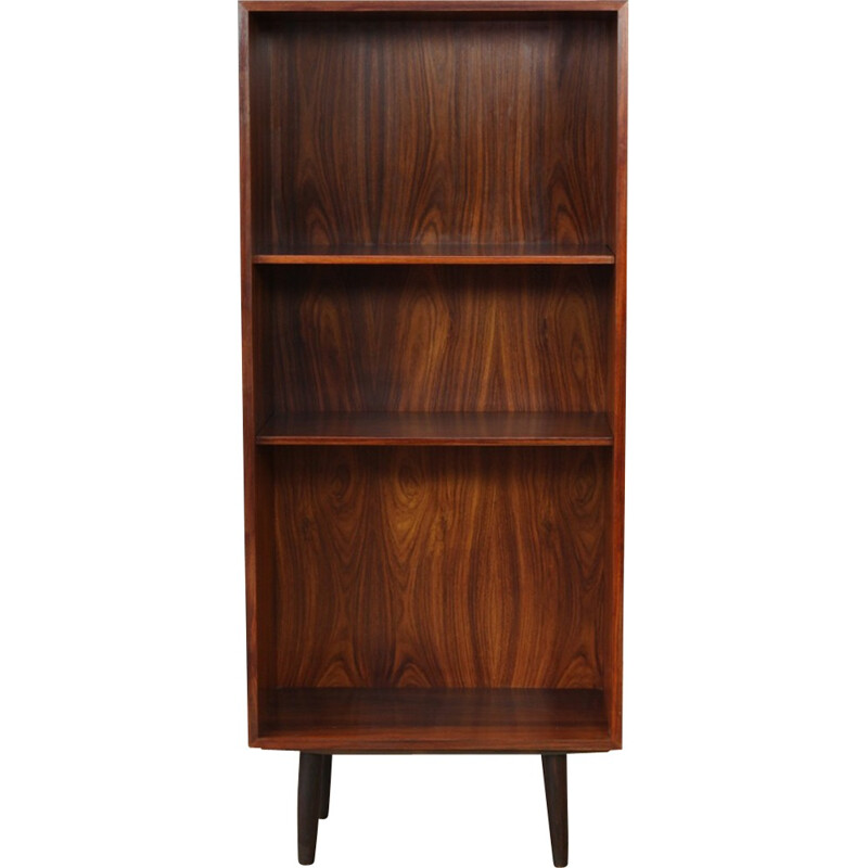Vintage Danish Bookcase in Rosewood - 1950s