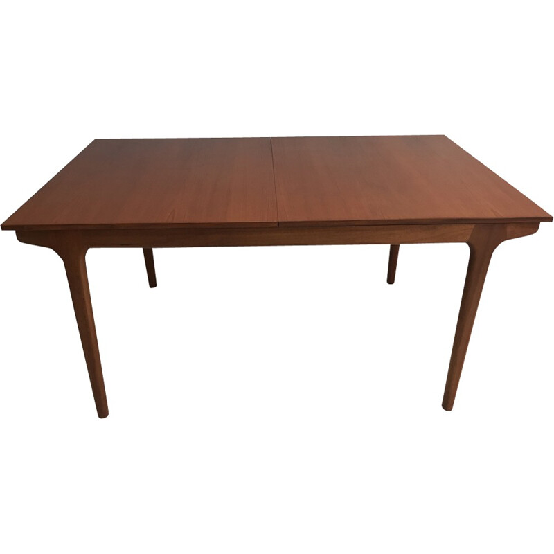 Mid-century teak dining table for  Mcintosh  - 1960s