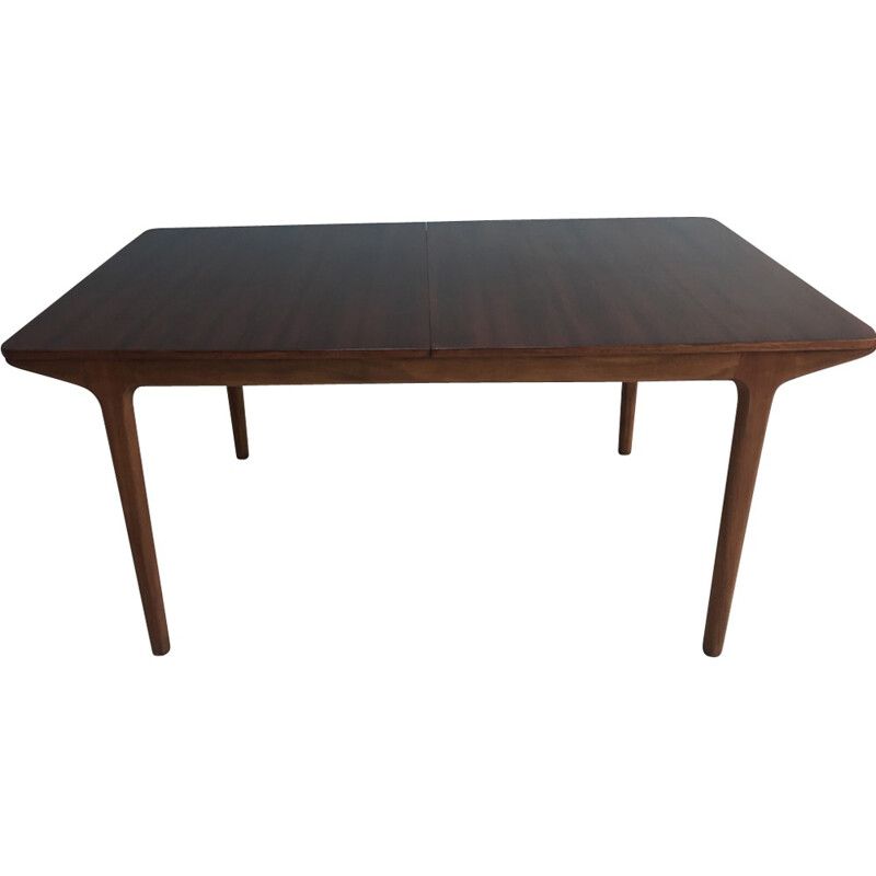 Mid-century Rosewood dining table for Mcintosh - 1960s