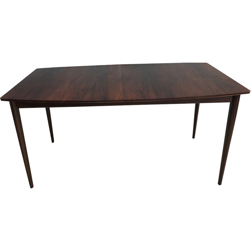 Mid-century Rosewood Mcintosh dining table - 1960s