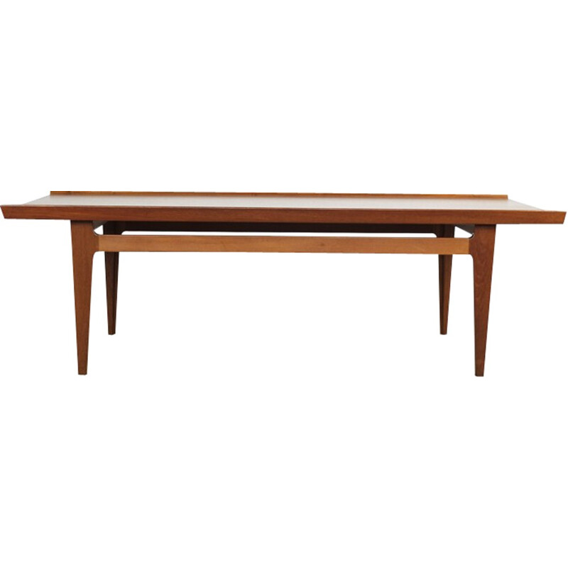 Coffee table in teak by Finn Juhl for France & Søn - 1950s