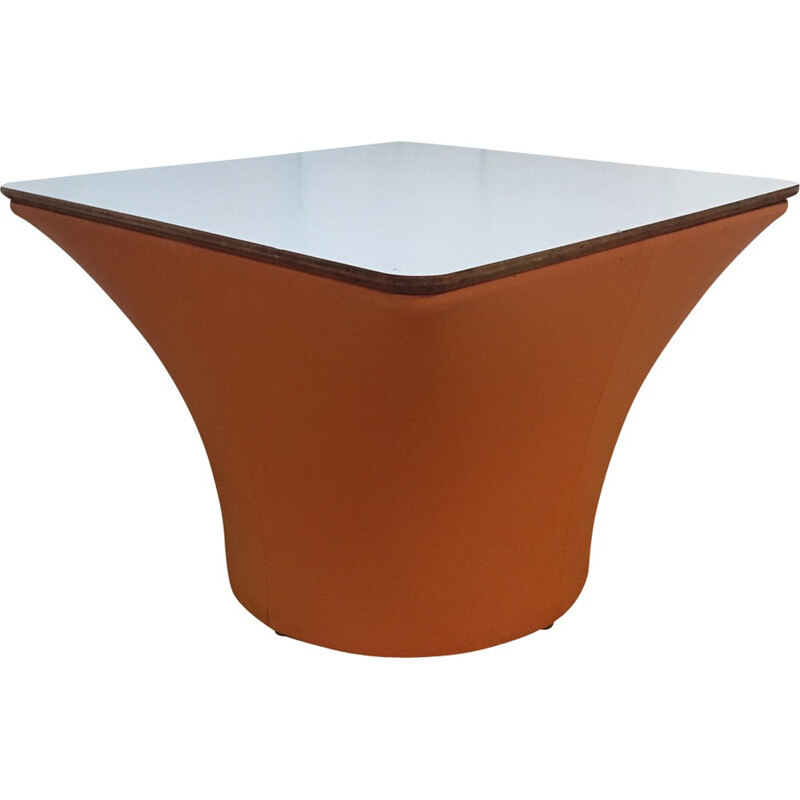 """Mushroom"" Coffee table by Pierre Paulin for Artifort - 1970s"