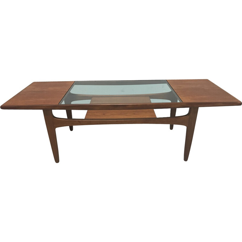 Vintage teak coffee table by G-Plan - 1960s
