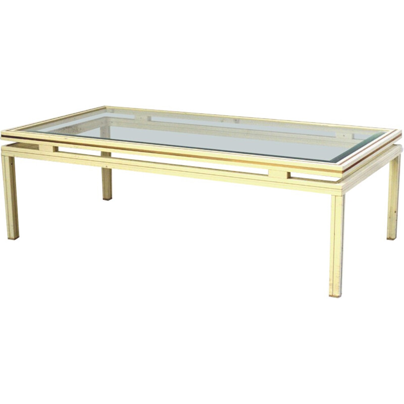 Vintage coffee table by Pierre Vandel - 1970s