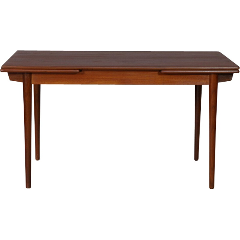 Danish Mid Century Extendable Dining Table - 1960s