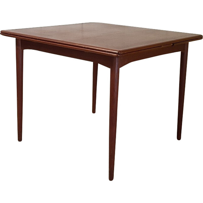 Scandinavian design teak table - 1960s
