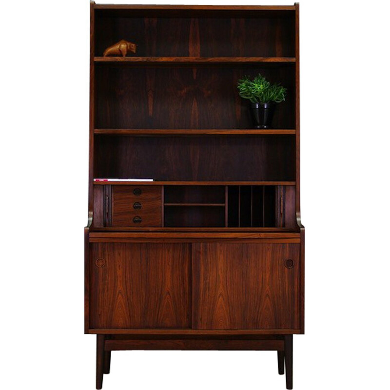 Danish Rosewood Bookcase by Johannes Sorth - 1970s