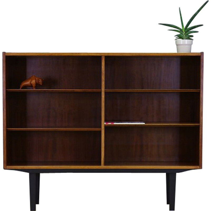 Danish Rosewood Bookcase by Poul Hundevad - 1970s