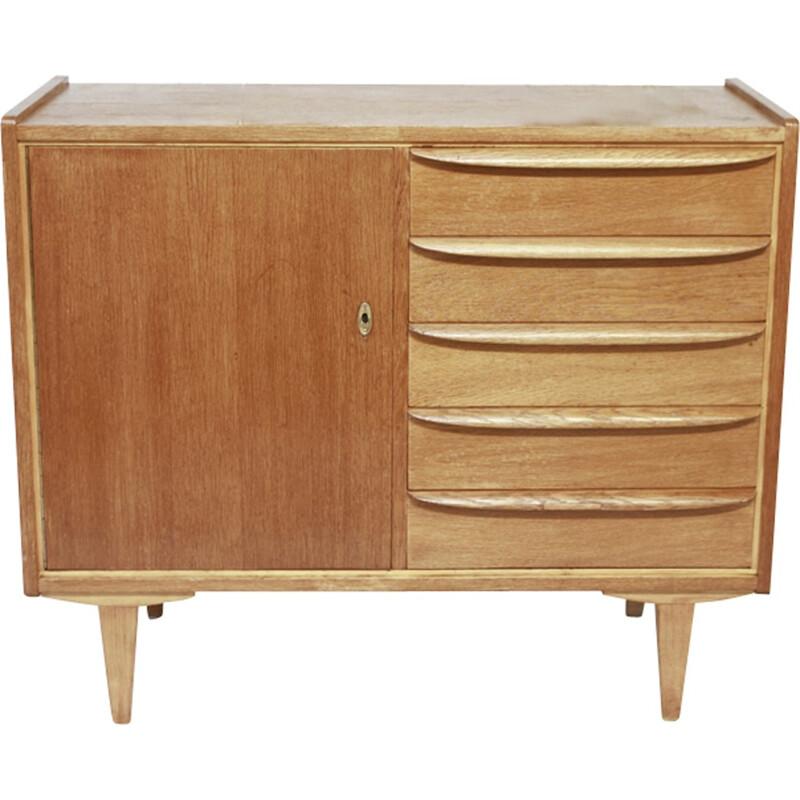 Small sideboard by Franz Ehrlich for VEB - 1960s