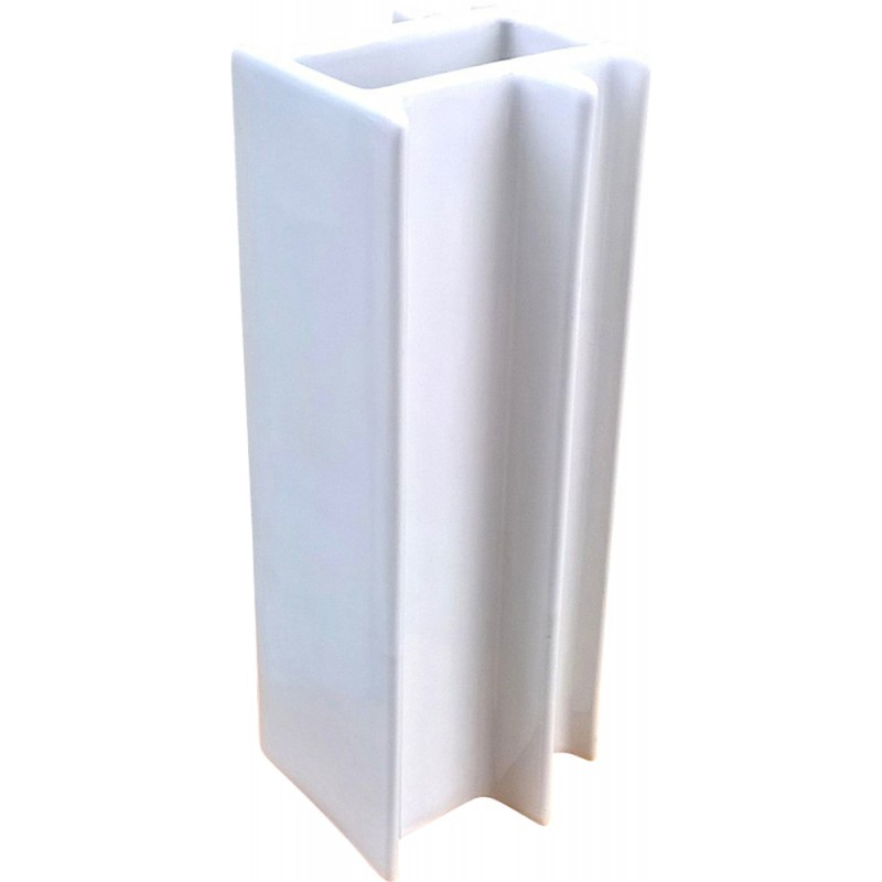Vase by Angelo Mangiarotti for Brambilla Brothers - 1960s