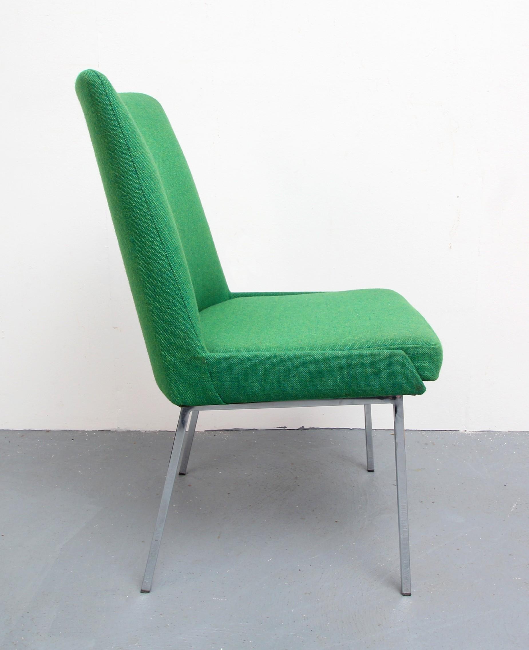 Vintage German Green Chair from Mauser - 1960s. Previous Next & Vintage German Green Chair from Mauser - 1960s - Design Market