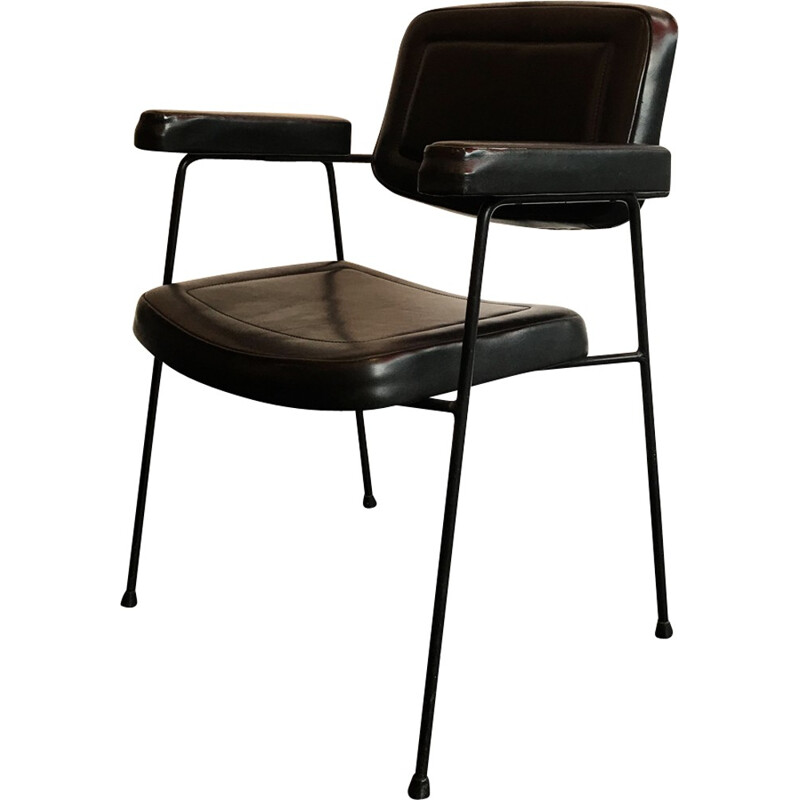 CM197 armchair by Pierre Paulin for Thonet - 1958