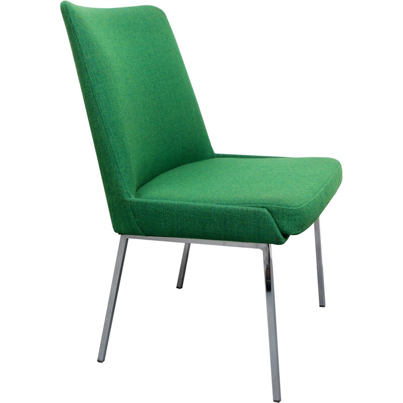 Vintage German Green Chair from Mauser - 1960s