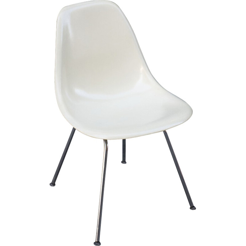 """Vintage """"Dsx"""" Chair by Eames for Herman Miller - 1950s"""
