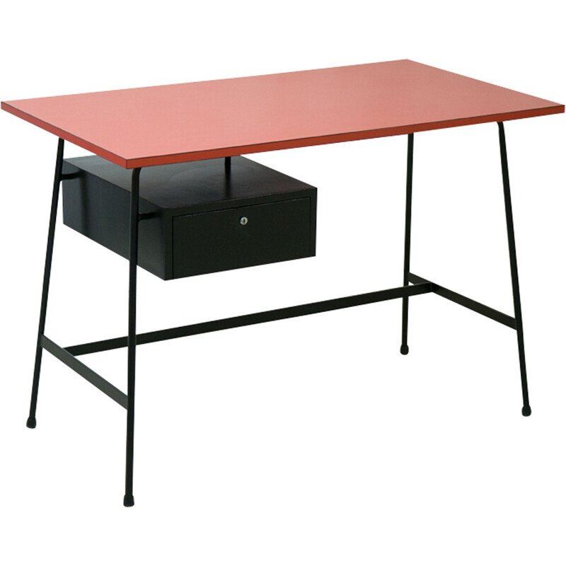 "Desk ""CM178"" by Pierre Paulin for Thonet - 1950s"