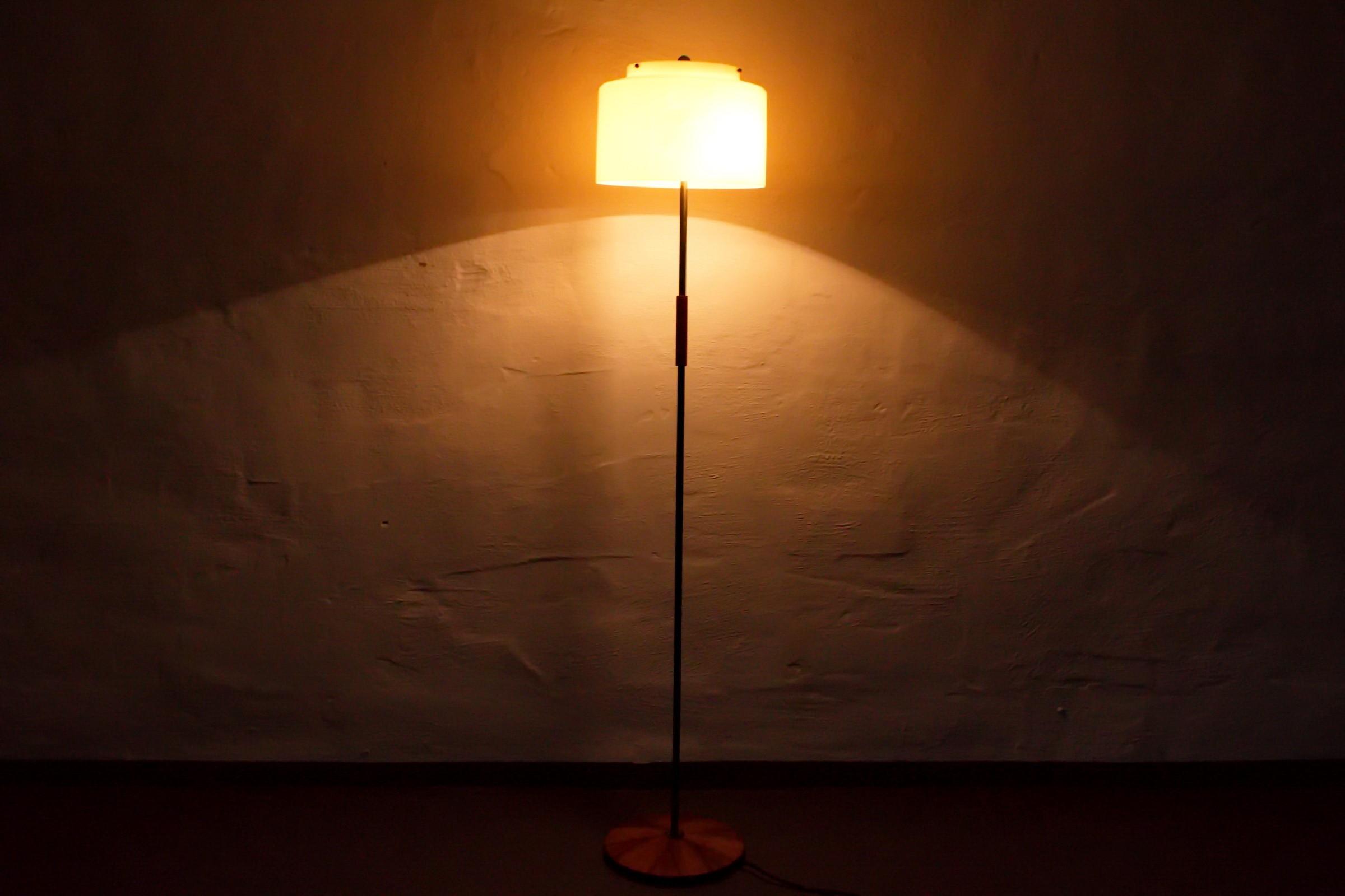 German floor lamp by Hustadt - 1950s - Design Market