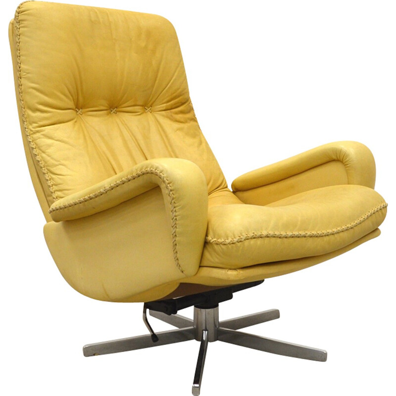 De Sede DS231 Vintage Lounge Chair - 1970s