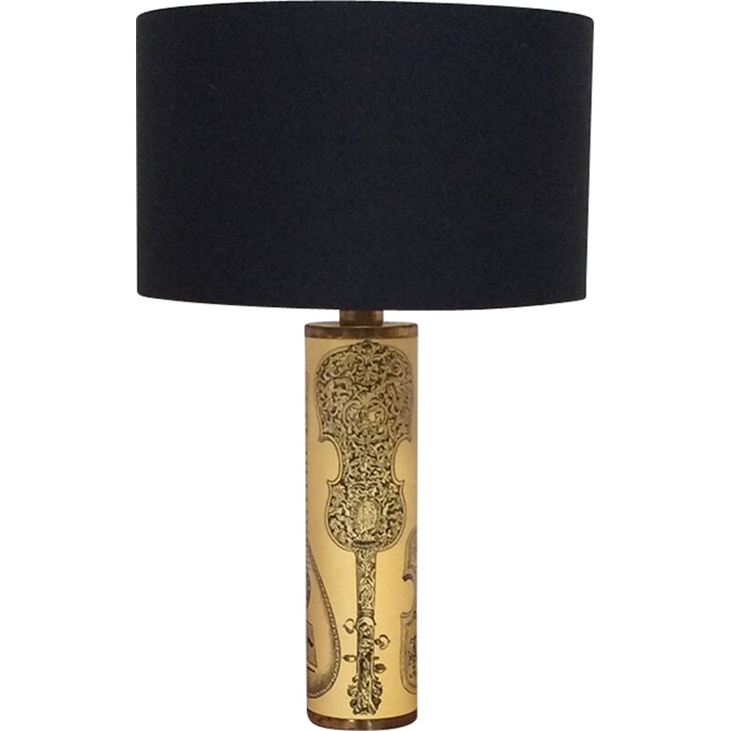 "Table Lamp ""Strumenti Musicali"" by Fornasetti - 1950s"