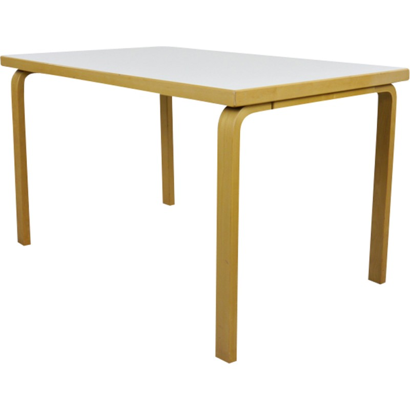 Vintage 81B Table 81B By Alvar Aalto For Artek   1930s