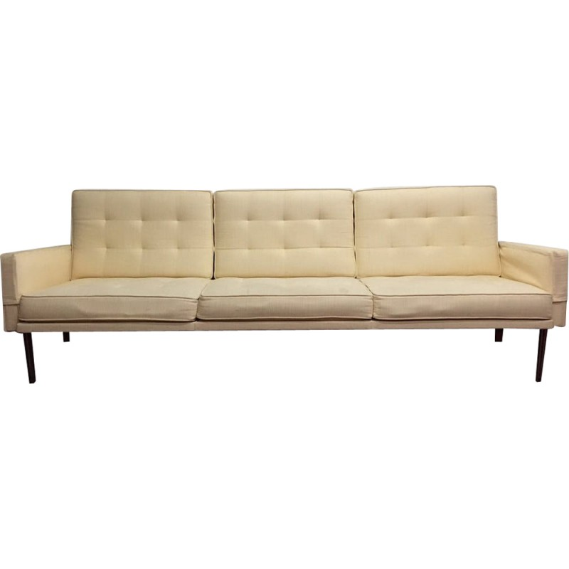 Large 3-seater sofa by Florence Knoll for Knoll international editions - 1960s