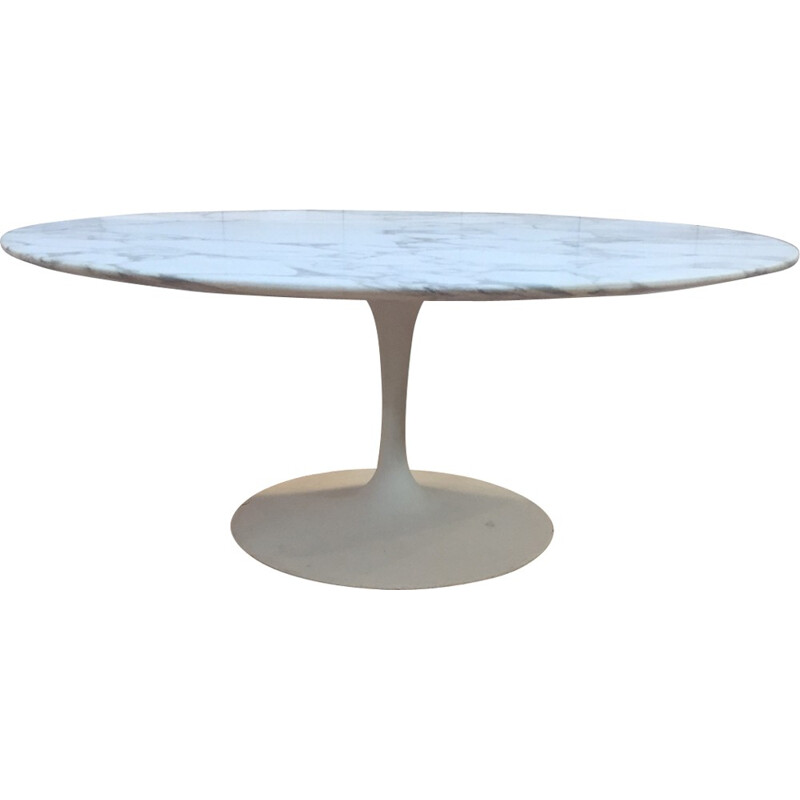 Tulip coffee table by Eero Ssarinen, Knoll - 1956