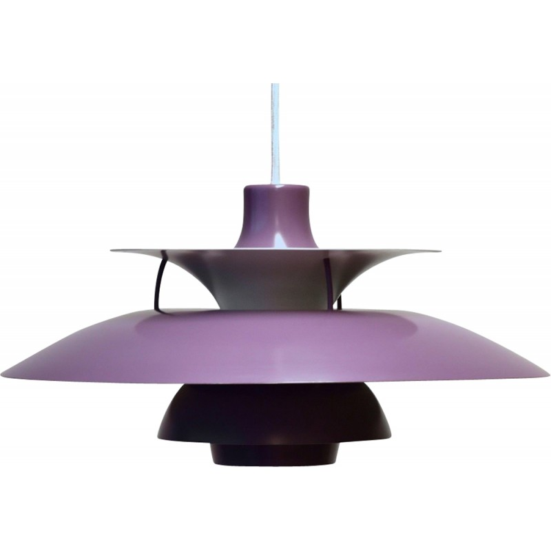 Purple ph5 pendant lamp by poul henningsen for louis poulsen 1950s purple ph5 pendant lamp by poul henningsen for louis poulsen 1950s aloadofball Choice Image
