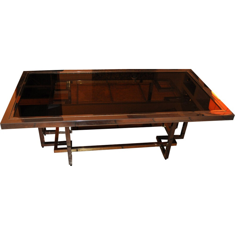 Vintage Coffee table by Romeo Rega - 1970s