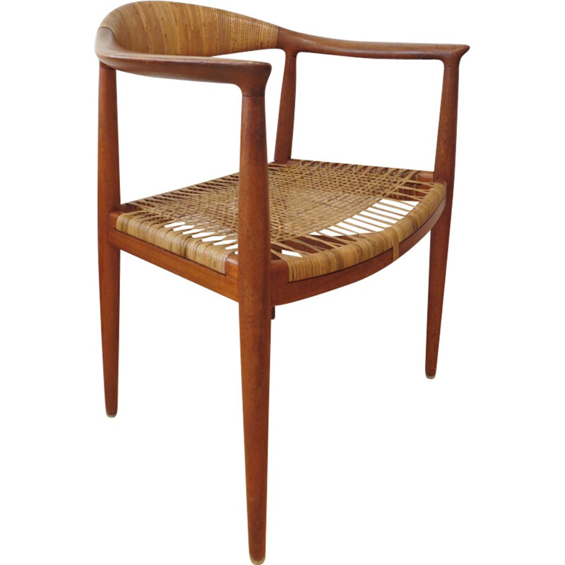 Early edition of The Chair by Hans J Wegner Model 501 - 1950s