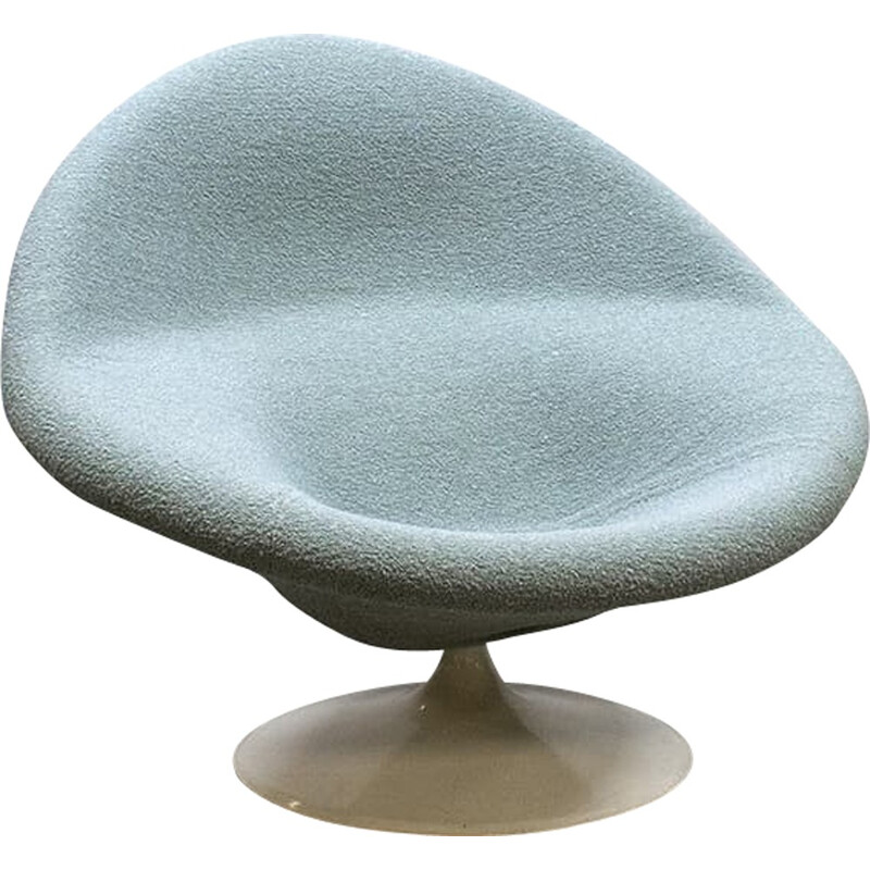 Vintage swivel chair Globe F422 by Pierre Paulin for Artifort - 1959