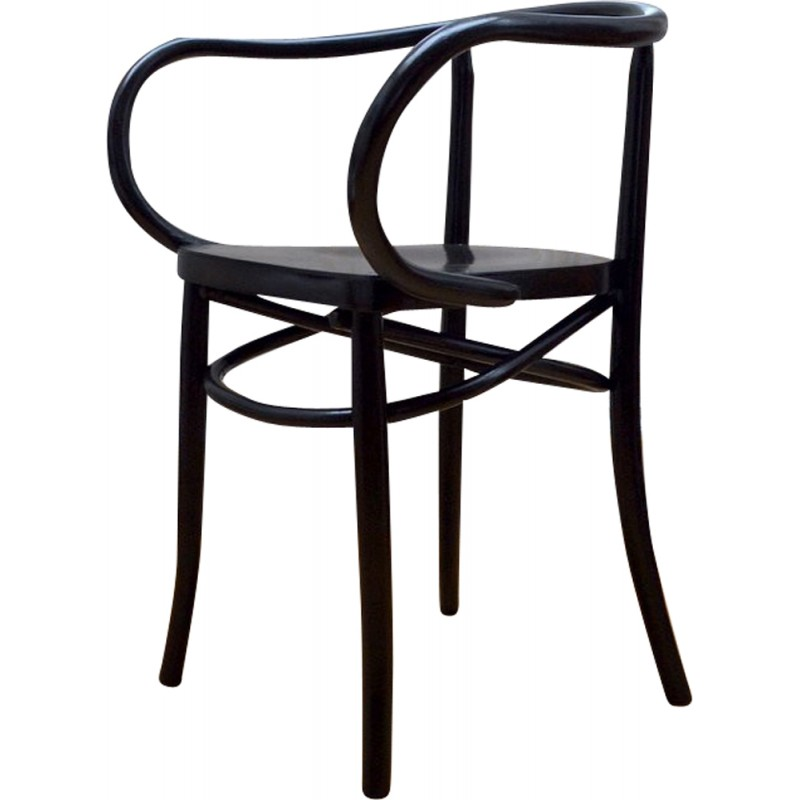 Fabulous Thonet Chair In Vintage Bent Wood 1940S Gmtry Best Dining Table And Chair Ideas Images Gmtryco