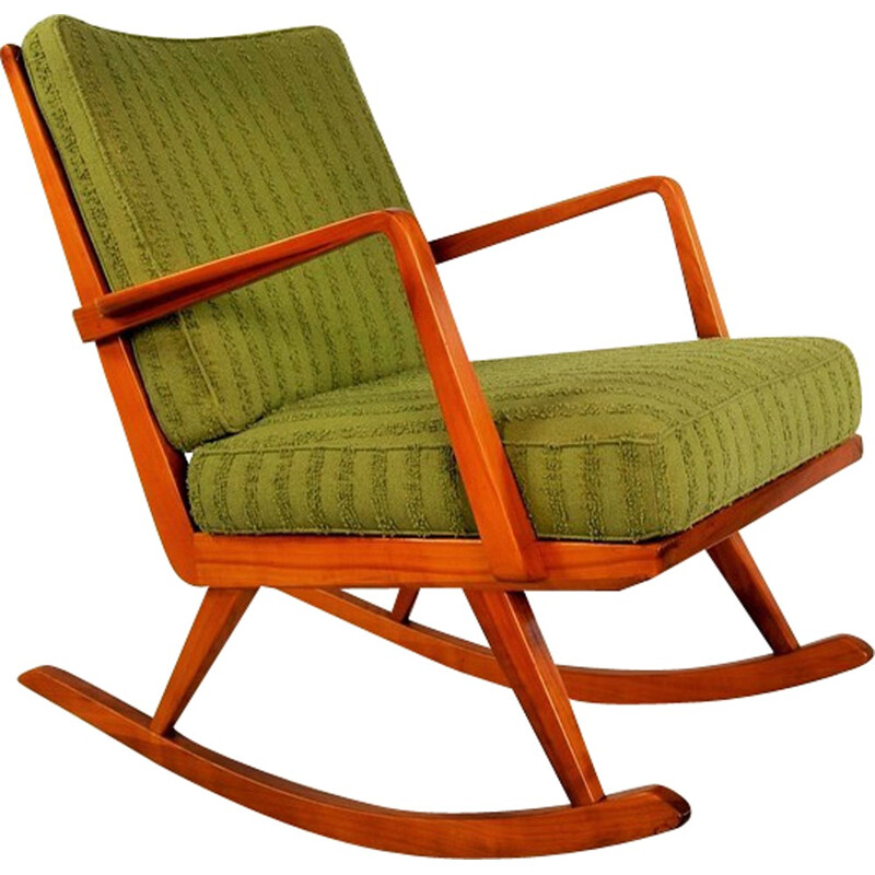 Easy Rocking Chair No. PK 22' by Walter Knoll for Antimott - 1950s