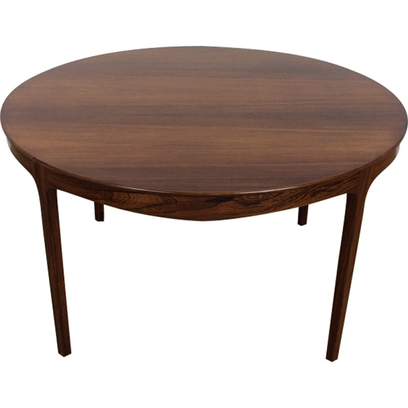 Vintage rosewood table by Ole Wanscher - 1960s