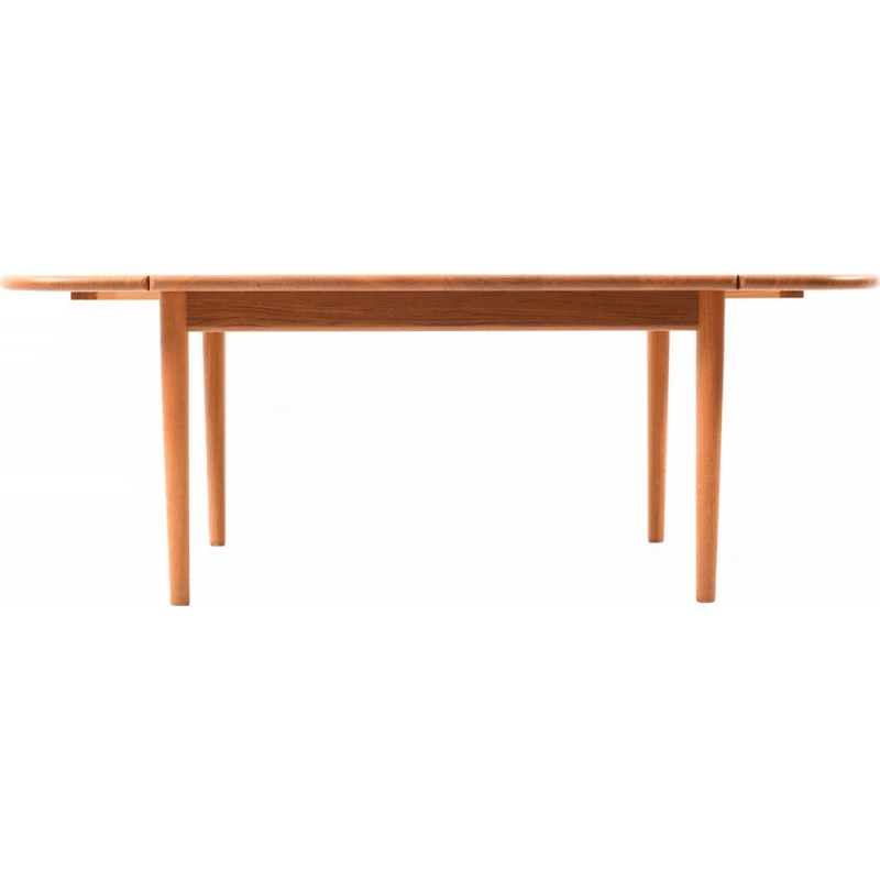 Drop Leaf Coffee Table By Hans Wegner For Getama 1960s