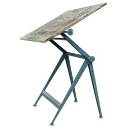 Drawing table, Friso KRAMER and Wim RIETVELD - 1950s