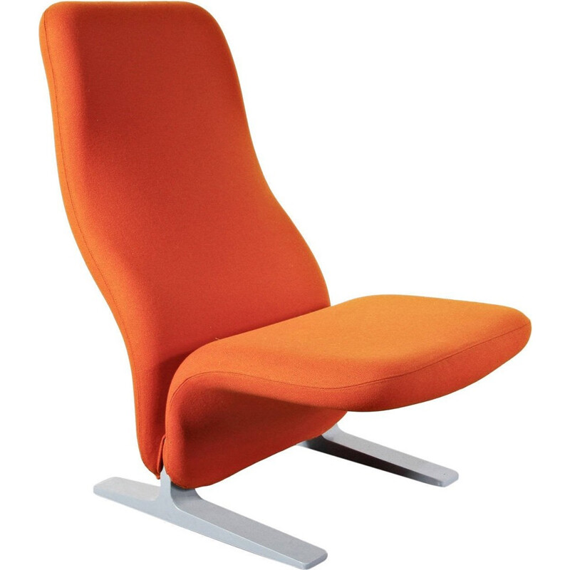 Concorde Lounge Chair by Pierre PAULIN - 1960s