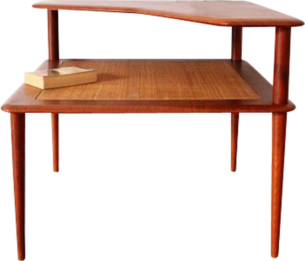 Orla Retro Coffee Table: 'Minerva' Coffee Table By Peter Hvidt & Orla M. Nielsen