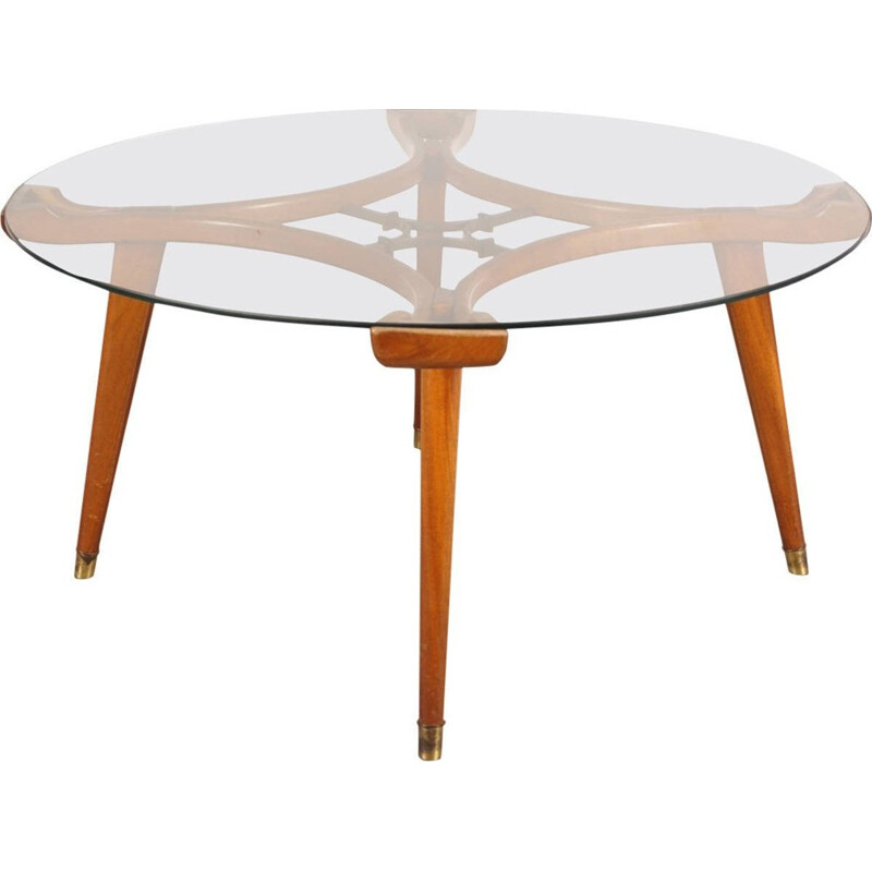 Round Coffee Table by William WATTING - 1955
