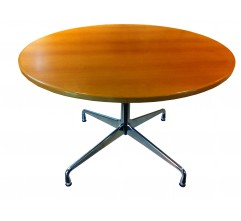 """Contract"" table in beechwood, Charles EAMES - 2001"