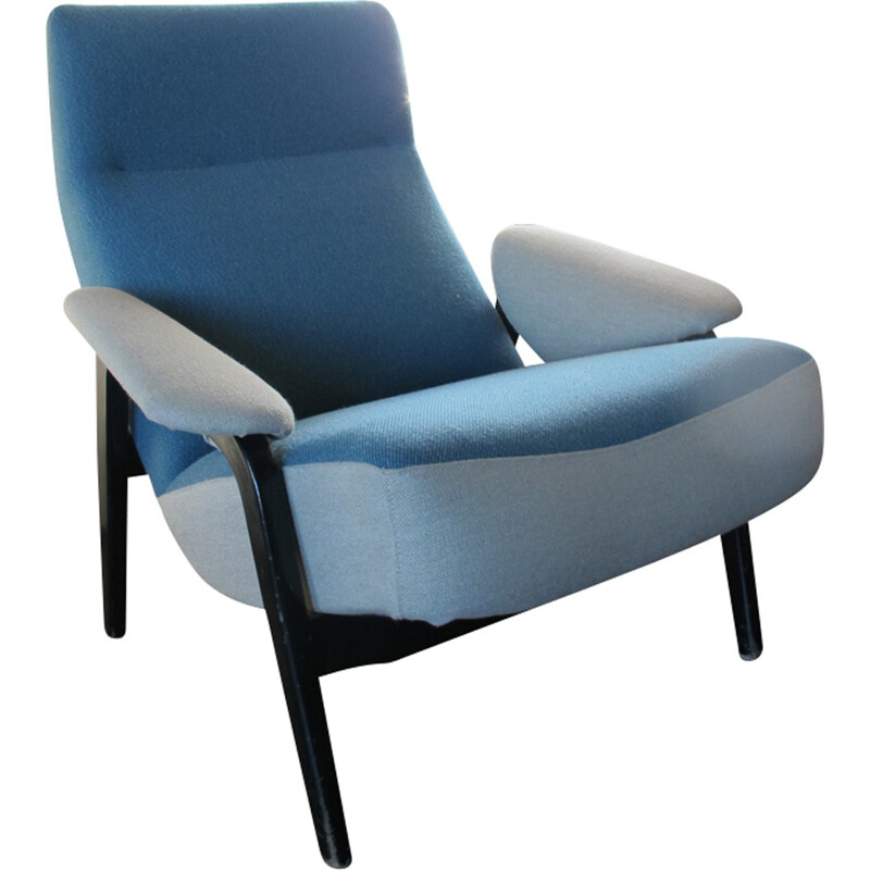 Mid-Century Lounge Chair by Theo Ruth for Artifort - 1950s