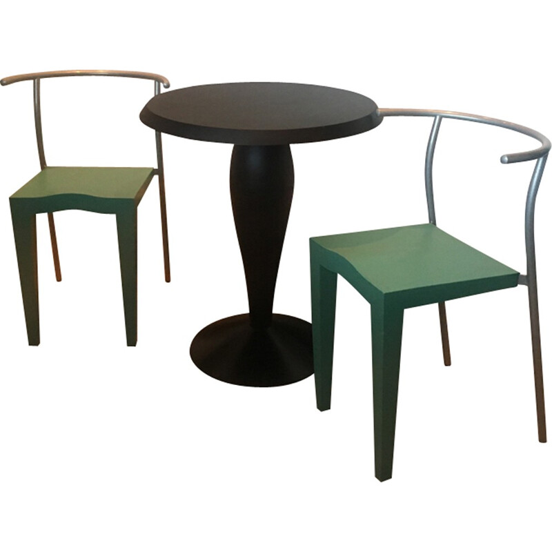 Vintage Dining Set by Philippe Starck for Kartell - 1980s