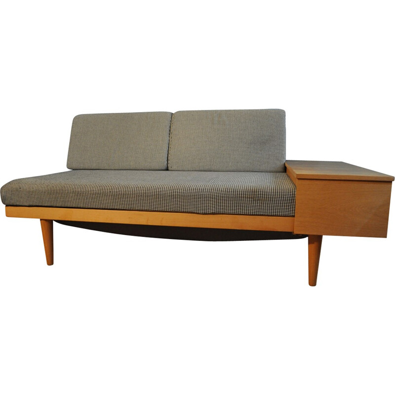 Vintage Daybed Sofa by Ingmar Relling for Swane - 1960s