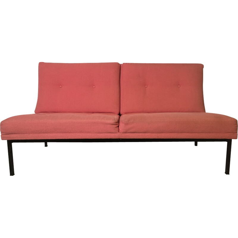 "Sofa Bench "" Parallel bar "" by Florence Knoll - 1960s"