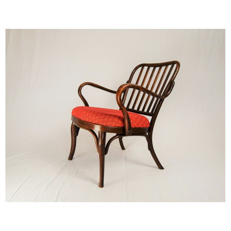 Antique Armchair No. 752 By Josef Frank For Thonet   1930s   Design Market