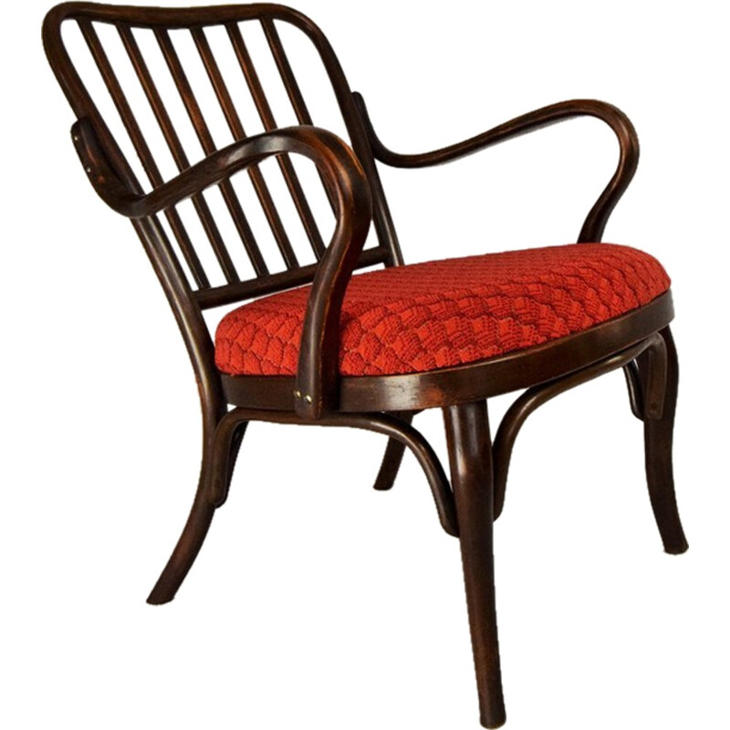 Antique Armchair No. 752 by Josef Frank for Thonet - 1930s