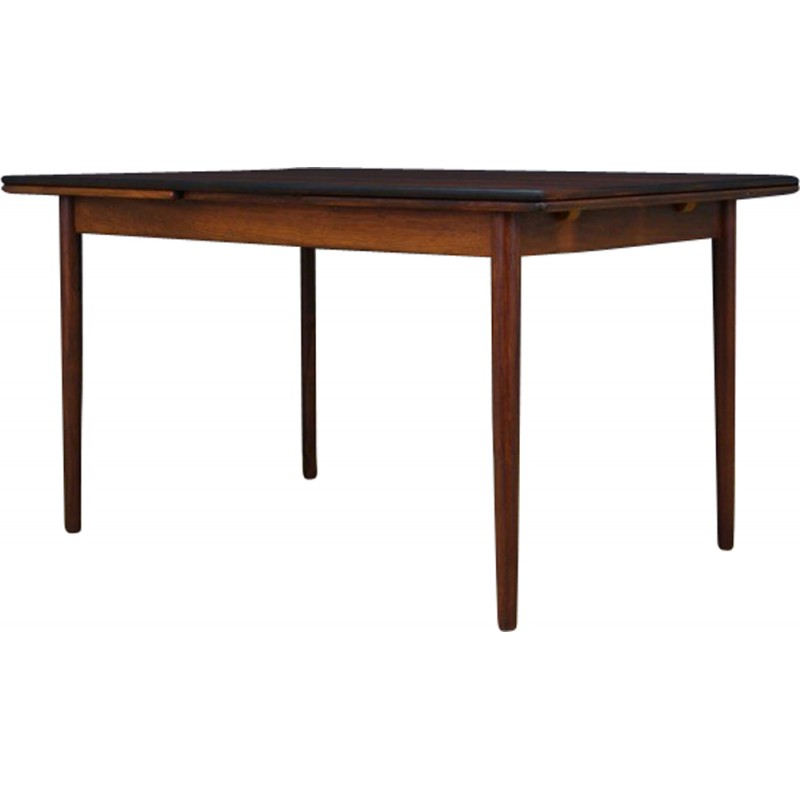 Vintage Rosewood Danish Design Table