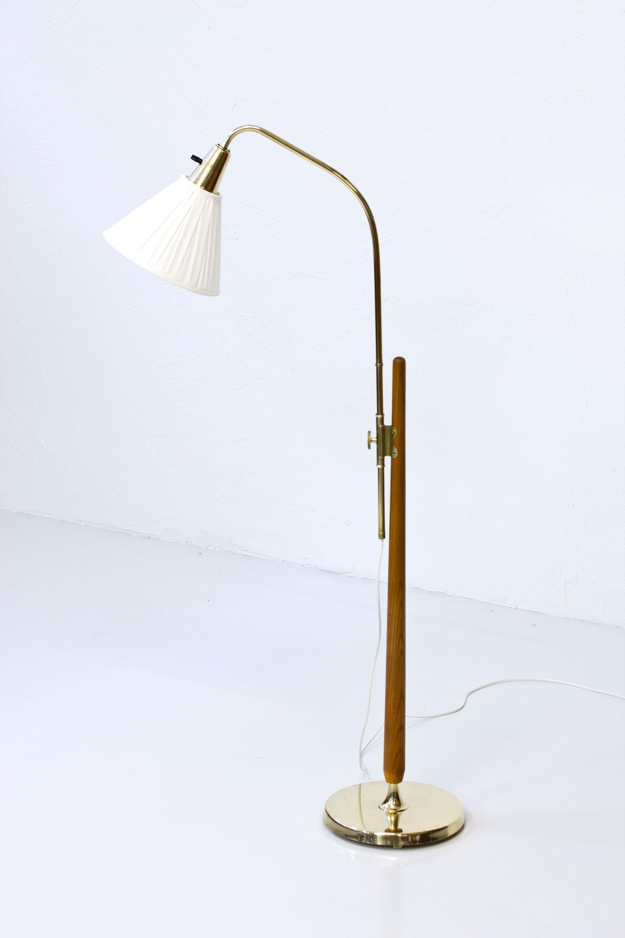 Scandinavian Vintage Floor Lamp By Hans Bergstrm For Asea 1950s Rewiring Antique Lamps Previous Next